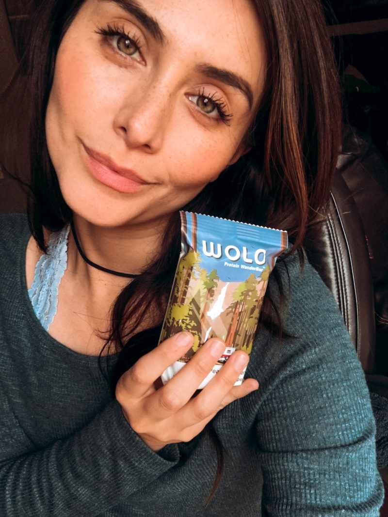 WOLO WANDER BARS; HEALTHY AND DELICIOUS?