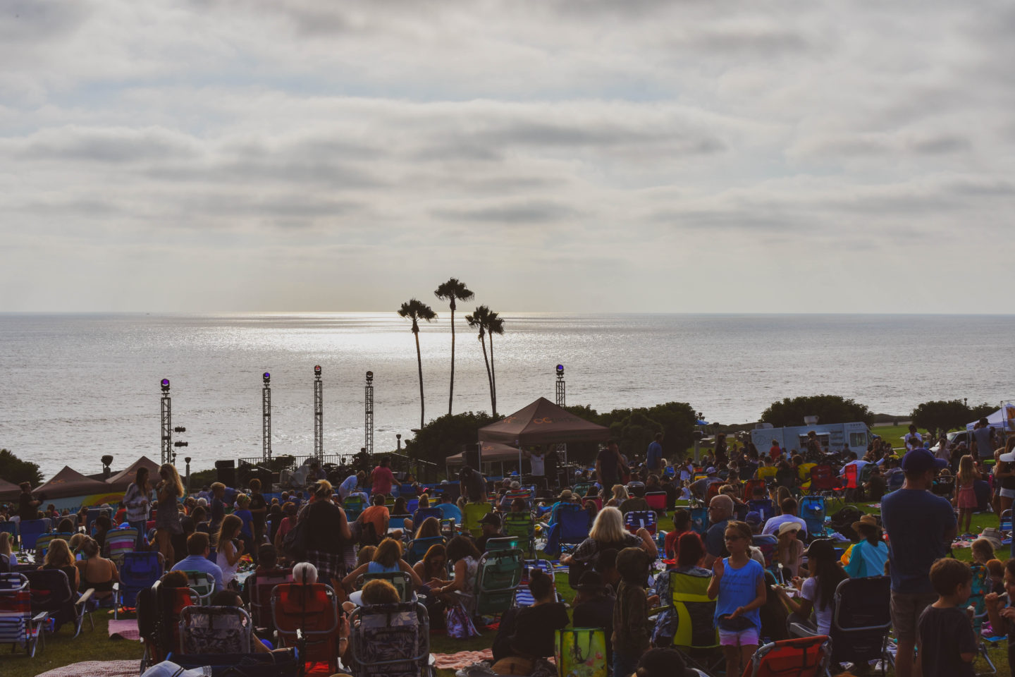 SUMMER CONCERTS ON THE BEACH