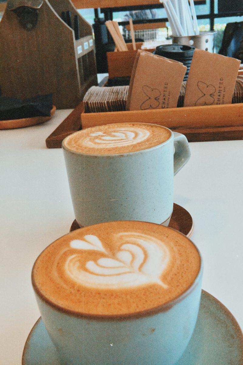 ENCHANTED COFFEE BAR